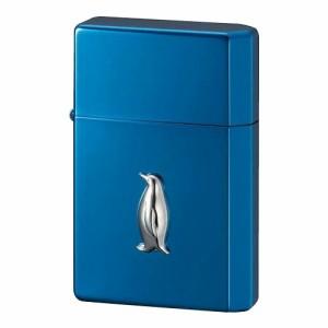 ペンギン オイルライター GEAR TOP ペンギンメタル イオンブルー