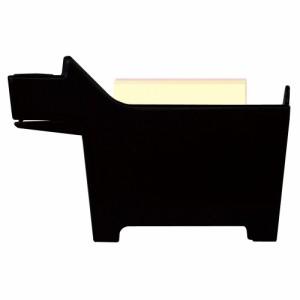セキセイ ペニンシュラ アニマルスタンド メモスタンド 犬 ブラック PN-1013-60