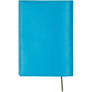 (まとめ買い)セキセイ ラポルタ ブックカバー 文庫判 ブルー LA-3401-10 〔3冊セット〕