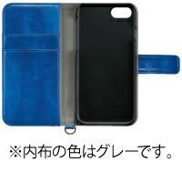 ヒサゴ iPhone7用 レザーケース アニマルシリーズ スワン UTPF6204