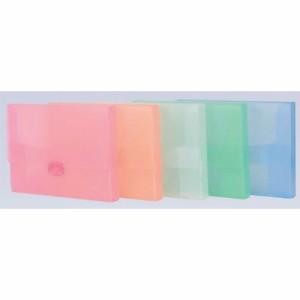 (まとめ買い)ビュートン スマートキャリアボックス ピンク A4 SBX-A4-CP 〔6個セット〕