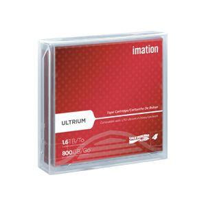 イメーション LTO Ultrium4 テープカートリッジ 800GB/1.6TB LTO Ultrium 4 1巻