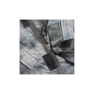 アメリカ警察A-TAC S( LE)ナイト カモフラージュリップストップジャケット( 迷彩) JB027YN L 〔 レプリカ 〕