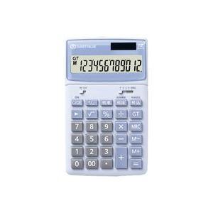 (業務用5セット)ジョインテックス 小型電卓卓上タイプ K042J
