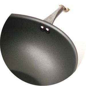 KS-3043 匠味 鉄オーバルフライパン (箱入)