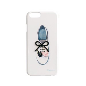 Happymori iPhone6s/6 Flower Shoe Bar オックスフォード