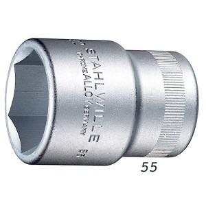 STAHLWILLE(スタビレー) 55-34 (3/4SQ)ソケット (6角) (05010034)