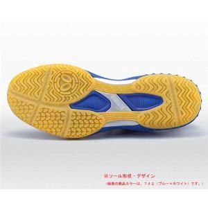 バタフライ(Butterfly) 卓球シューズ レゾラインマッハ 93630 ブラック×ピンク 28.0cm