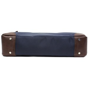 軽量ビジネスバッグ ブリーフケース A4サイズ対応  ネイビー