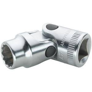 STAHLWILLE(スタビレー) 47A-1/2 (3/8SQ)ユニフレックスソケット (02440032)