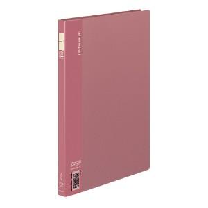 (まとめ)コクヨ レターファイルEX A4縦 12ミリとじ 2穴 ピンク フ-F510P 〔まとめ買い×5セット〕