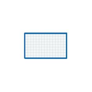 【メール便発送】コクヨ マグネット見出し カード寸法43×74mm 青 マク-403B