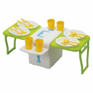 〔ギフト〕イモタニ(IMOTANI) ウイングクーラー キャリーキューブ 食器付き PFW-36