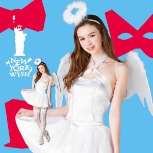 〔コスプレ〕 New York Wish(ニューヨークウィッシュ) NYW ホワイトキューピッド