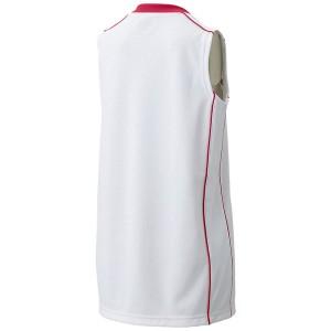 2個までメール便送料無料 アシックス バスケットボール W'Sゲームシャツ レディース XB2355-0123