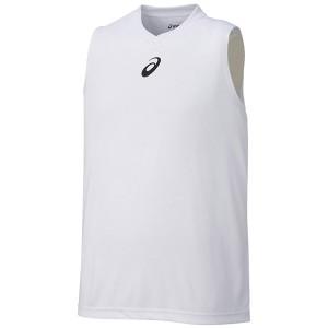 【メール便対応】 アシックス バスケットボール PWシャツ メンズ XB6600-01
