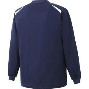 メール便送料無料(2個まで) アシックス サッカー ゲームシャツLS メンズ XS1141-50
