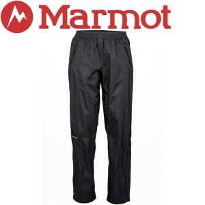 マーモット アウトドア ロングパンツ レディース 防水透湿 WS NANO PRO PRECIP PANT ウイメンズナノプロプレシップパンツ M6P-S4624W-001