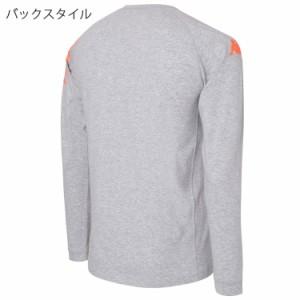 カッパ 長袖Tシャツ メンズ トレーニング KL752TL01