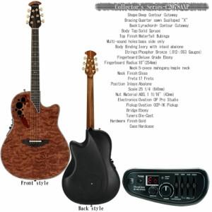 Ovation Collector's Series - C2078AXP WB オベーション コレクターズシリーズ エレアコギター