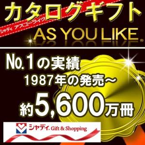 カタログギフト 4000円コース CE 送料無料 シャディAYLアズユーライク 洋風 ハイビスカス