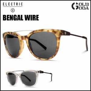 サングラス ELECTRIC エレクトリック BENGAL WIRE メンズ レディース UVカット BENW15