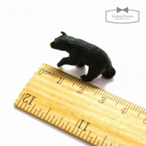 【ミニフィギュア】クマの紋次郎 [animal,動物,熊,くま,ベア]