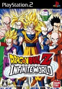 【中古】 PS2 ドラゴンボールZ インフィニット ワールド ゆうメール送料無料