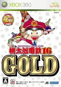 【中古】 Xbox360 桃太郎電鉄16 GOLD
