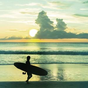 NH SURF&CAMP 水筒 ボトル キャンティーン クリア  [01]