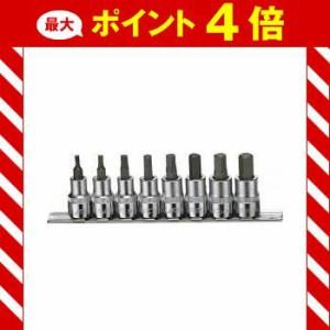 【JTC】9.5mm 六角ソケットセット JTCH308H ソケット [05]