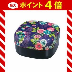 お重 お弁当箱 2段重 楽園紫 [01]