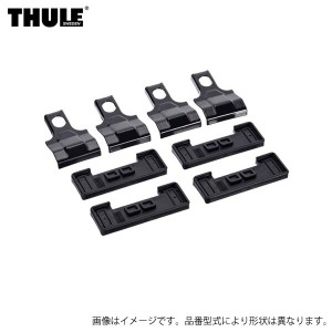 THULE/スーリー:車種別取付キット ベンツ GLC ダイレクトルーフレール付 THKIT4068