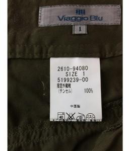 ビアッジョブルー SIZE 1 (S) ショートパンツ Viaggio Blu レディース【中古】
