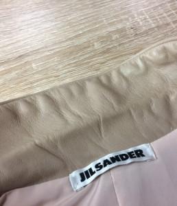ジルサンダー SIZE 36 (XS以下) レザー コート Jil sander レディース【中古】