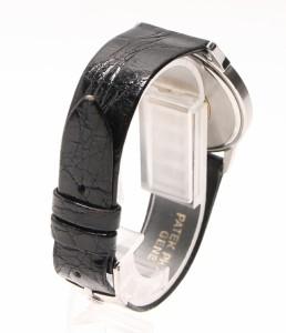 パテックフィリップ カラトラバ(Calatrava 150th Anniversary) 3718 手動巻き 腕時計 アイボリー PATEK PHILIPPE メンズ【中古】