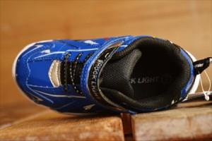 光る靴 子供靴 キッズ スニーカー 動画あり 4570 シューズ 男の子 運動靴 小学校 【Y_KO】■05170927