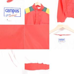 〜80年代 キャンパス CAMPUS PRO ACTION ナイロンジャケット メンズL ヴィンテージ 【171226】 /wan9227