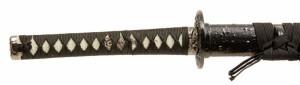 模造刀 雲シリーズ 黒雲 掛け台・刀袋付 大刀 竜刀身 [gst-rd2-112] 日本刀 刀剣 おもちゃ 通販【代引き不可】