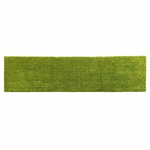 SHIBAFU ロングマット 45×180cm ライトグリーン [01]