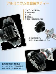 HONDA CR-Z(マイナー後) H24.9〜 ZF2 - フォグランプ[H8]2個入り LED H8 送料無料 1年保証 K&M
