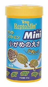 テトラ レプトミン ミニ 85g(小カメのえさ)