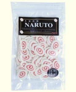 Nana 犬猫御膳 NARUTO(魚肉なるとチップ) 50g 【犬用おやつ・猫用おやつ/犬のおやつ・猫のおやつ/犬のオヤツ・猫のオヤツ】