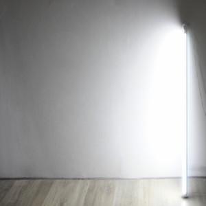 led蛍光灯 20w形 人感センサー 直管 防虫 蛍光灯 led蛍光管 グロー式工事不要 昼光色 58cm 580mm G13 t8 20W型 節電 防犯照明 PL賠償責
