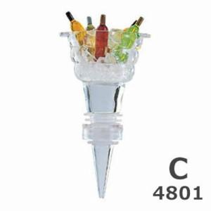 ボトルストッパー ファンヴィーノ クリスタルボトルストッパー 4800、4799、4801