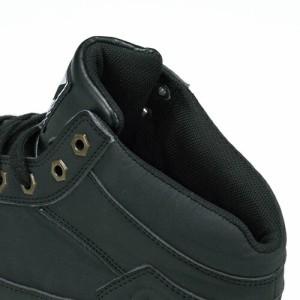 安全靴 ハイカット 自重堂 セーフティシューズ(ミドルカット) S5163 紐靴 JSAA規格 プロテクティブスニーカー