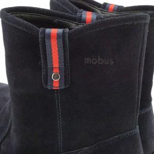 mobus モーブス メンズ スニーカー ブーツ CASIMIR カシミール DARK NAVY ネイビー (MBK0002-3737 HO17)