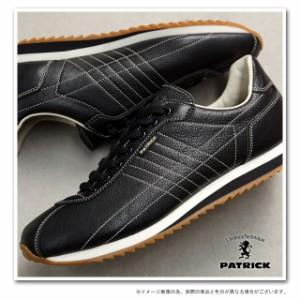 PATRICK SANGER パトリック スニーカー 靴 サンガー ノアール(21331 SS07)