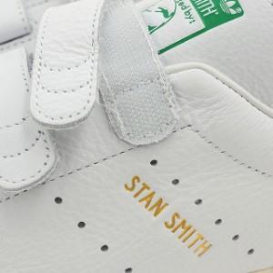即納 アディダス オリジナルス スタンスミス コンフォート ベルクロ メンズ レディース adidas Originals STAN SMITH CF AQ3191 SS16