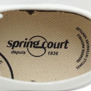 【即納】SPRING COURT スプリングコート スニーカー WMN G2 CLASSIC CANVAS G2クラシック キャンバス (G2S-V1)